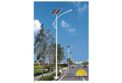 Single Arm Street Light Pole S01