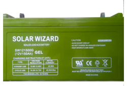 Solar Wizard 100AH Battery