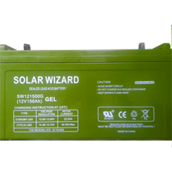 Solar Wizard 120AH Battery